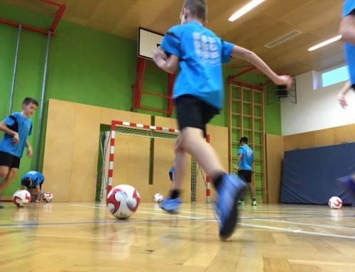 Infovideo Schwerpunkt Fußball