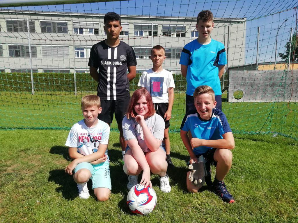 Fußball EM der MS Timelkam