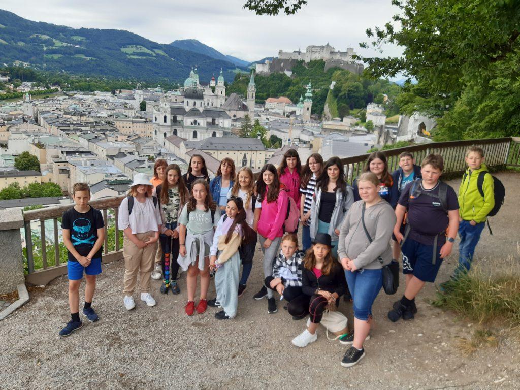 Festungs- und Mönchsberg – Natur in der Stadt Salzburg