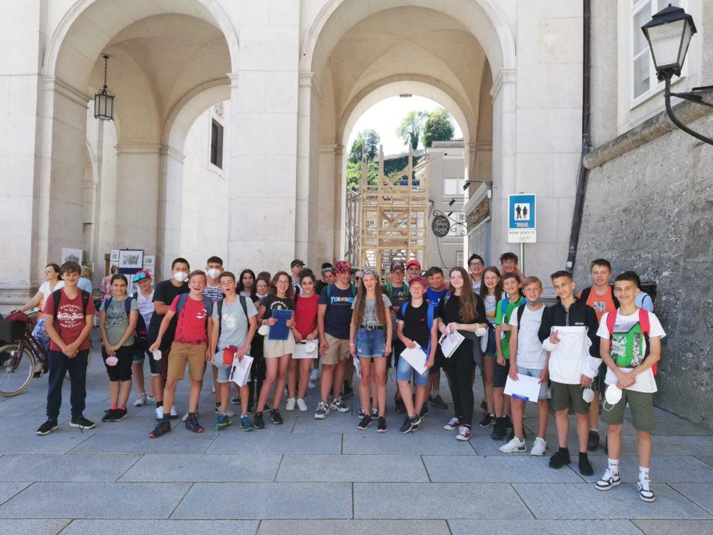 Krimitrail in Salzburg