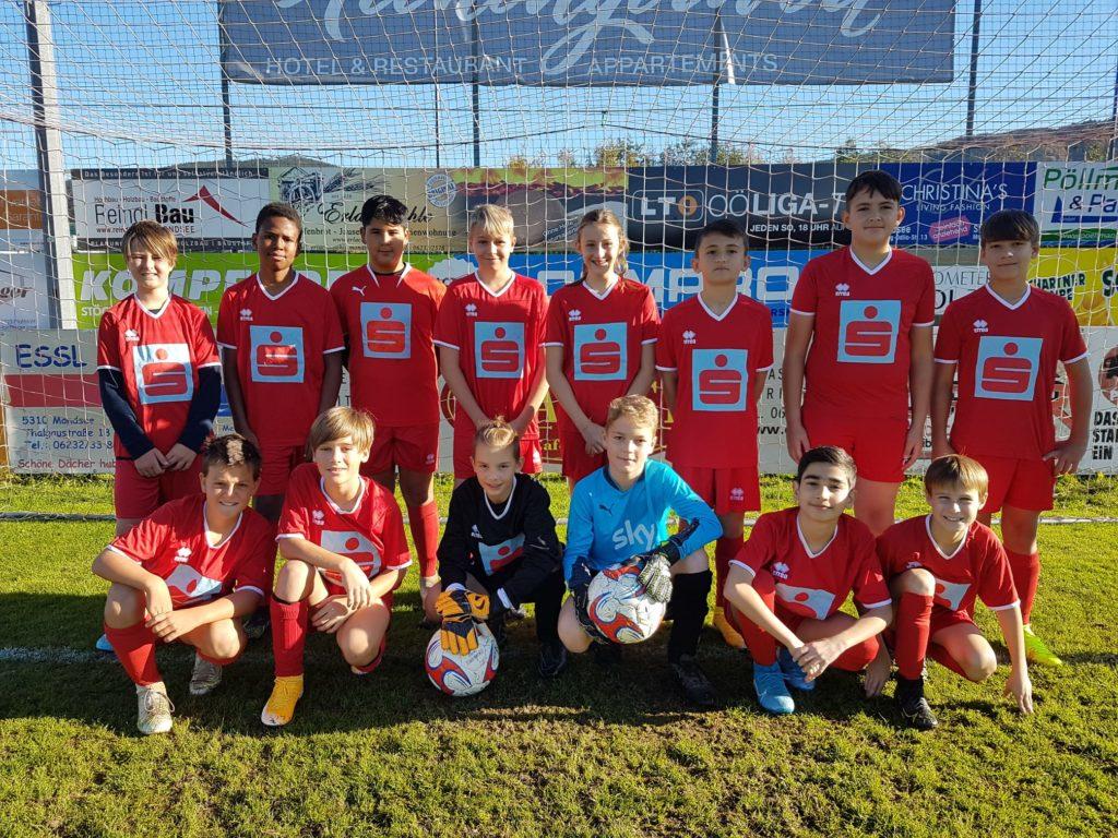 Fußball: MS Timelkam wird 2. im Bezirk Vöcklabruck